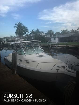 Used Pursuit Boats For Sale by owner | 1999 Pursuit 28