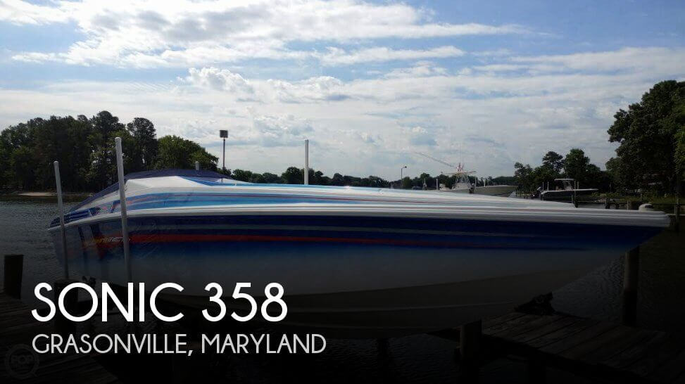 Used Sonic Boats For Sale by owner | 2003 Sonic 35