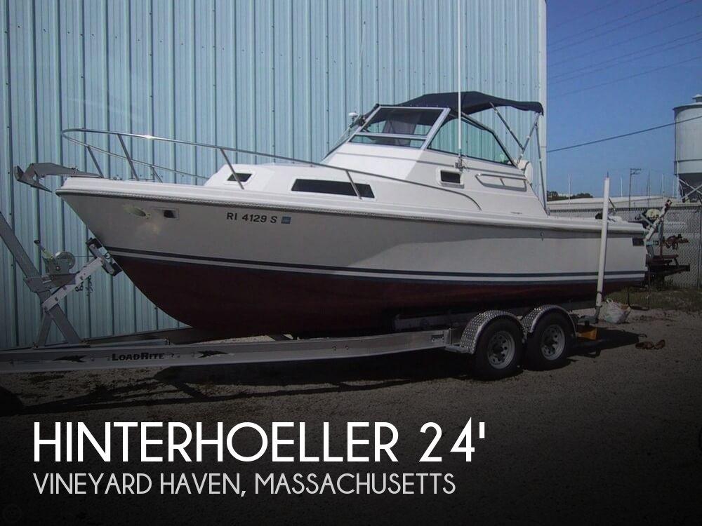 Used Hinterhoeller Boats For Sale by owner | 1987 Hinterhoeller 24