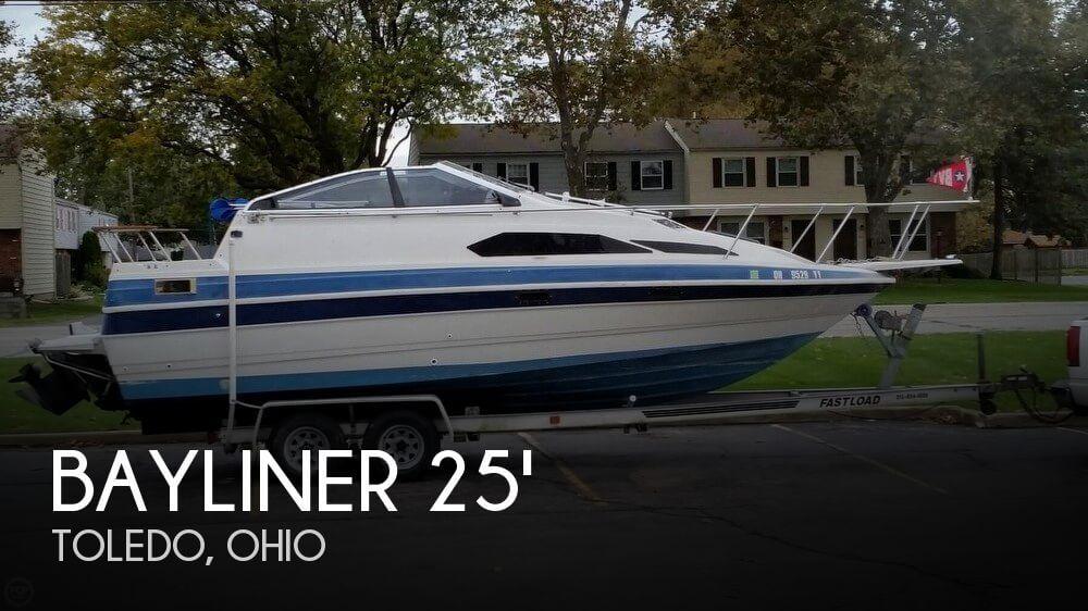 Used Bayliner Boats For Sale in Ohio by owner | 1988 Bayliner Ciera 2455 SUNBRIDGE