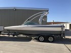 2010 MB Sports F21 Tomcat, Wakeboard Arch, Trailer