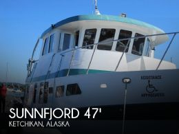1998 Sunnfjord 47 Custom w/ Disabled Access