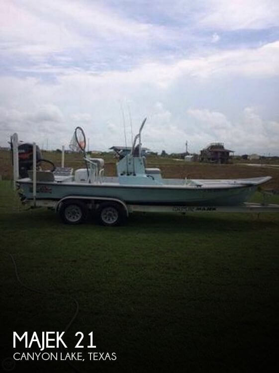Used Majek Boats For Sale by owner | 2014 Majek 21