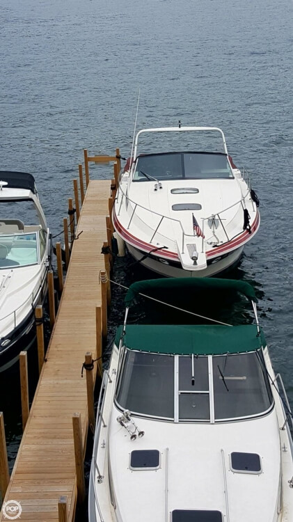 1985 Wellcraft boat for sale, model of the boat is St. Tropez 3200 & Image # 25 of 30