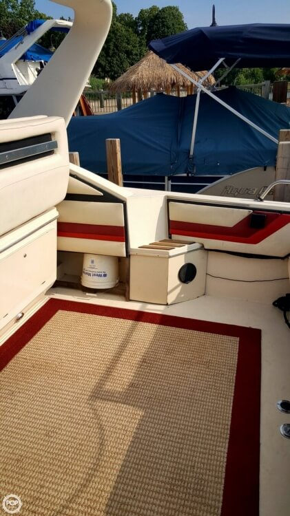 1985 Wellcraft boat for sale, model of the boat is St. Tropez 3200 & Image # 22 of 30