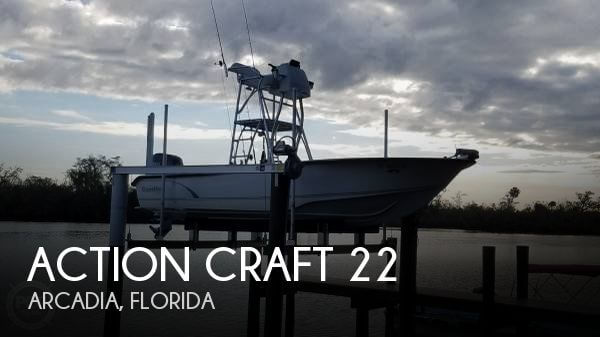 Used Action Craft Boats For Sale by owner   2004 Action Craft 22