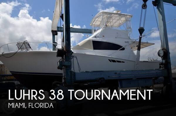 Used Luhrs Boats For Sale by owner | 1997 Luhrs 41