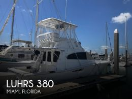 1997 Luhrs 380 Tournament