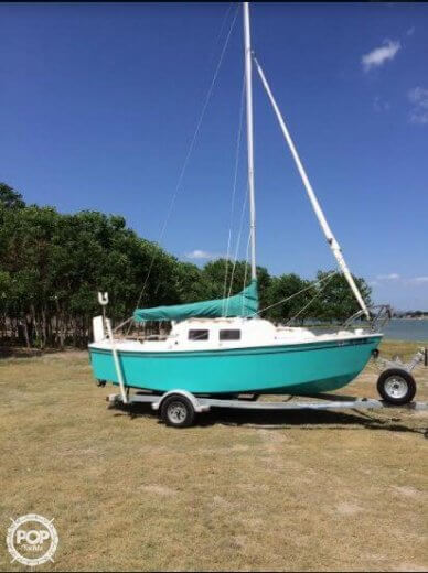 WWP 19, 19', for sale - $16,000