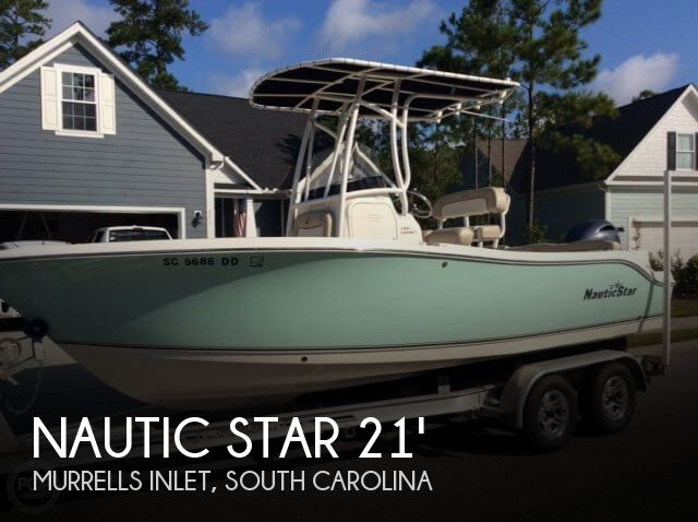 Used Nautic Star Boats For Sale by owner | 2016 Nautic Star 21