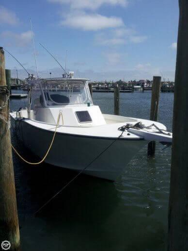 Ocean Master 34, 34', for sale - $93,900