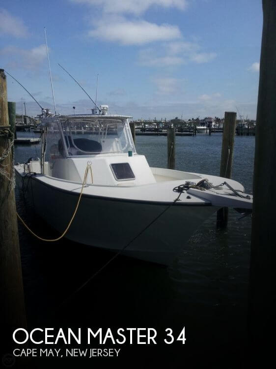 Used Ocean Master Boats For Sale by owner | 2003 Ocean Master 34