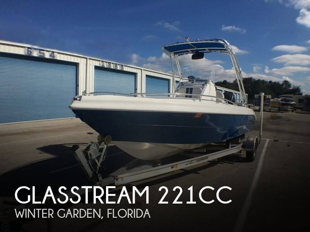 Used Glasstream Boats For Sale by owner | 2013 Glasstream 21