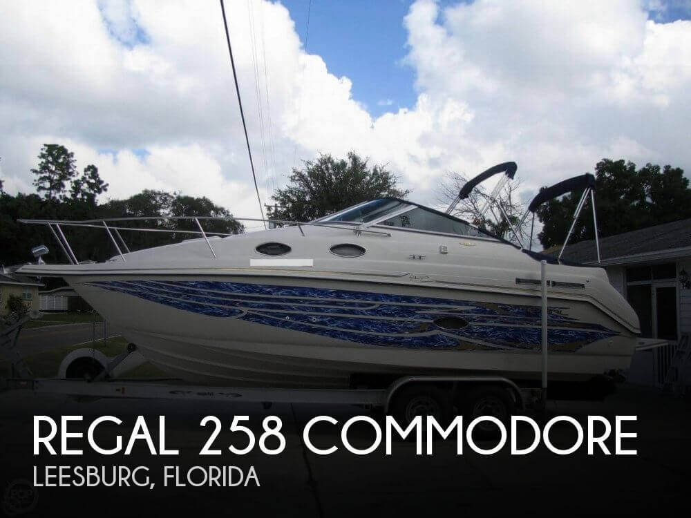 Used Regal 26 Boats For Sale by owner | 1997 Regal 26