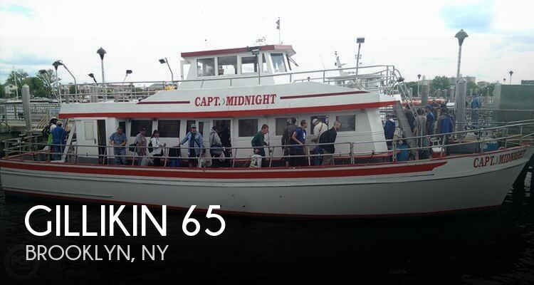 Used Gillikin Boats For Sale by owner | 1964 Gillikin 65