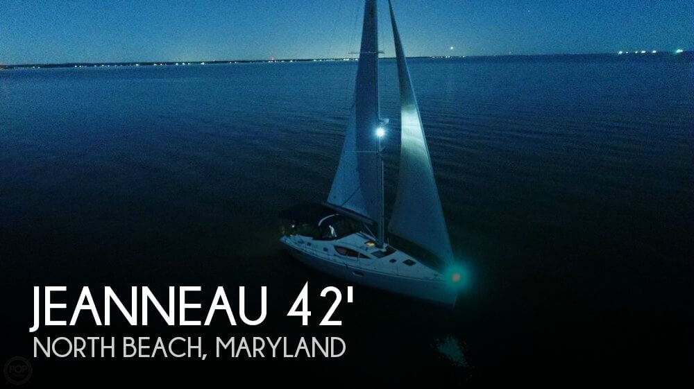 Used Boats For Sale in Maryland by owner | 2007 Jeanneau 42