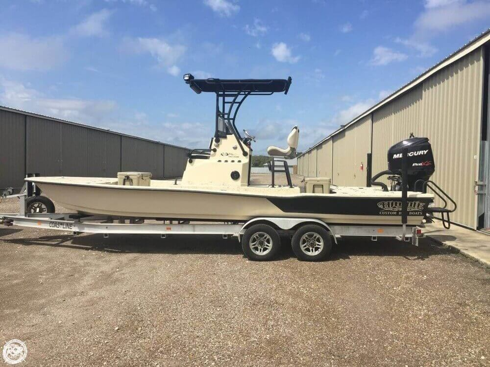 Sold Haynie 24 Cat Boat In Aransas Pass Tx 142836