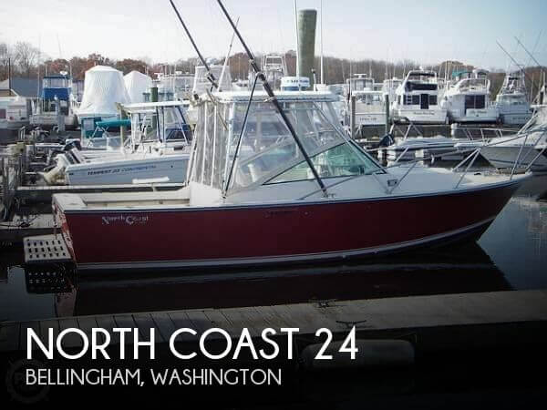 Used North Coast Boats For Sale by owner | 1988 North Coast 24