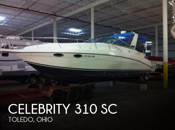 Used CELEBRITY Boats For Sale by owner | 1995 Celebrity 34