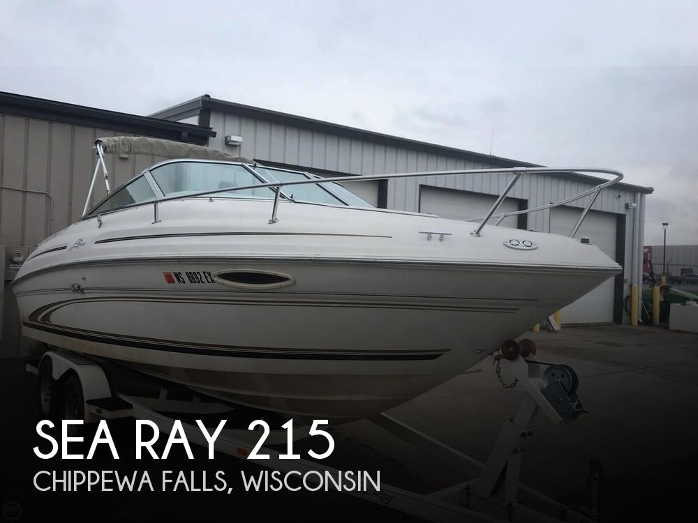 Used Sea Ray 22 Boats For Sale by owner | 2000 Sea Ray 22