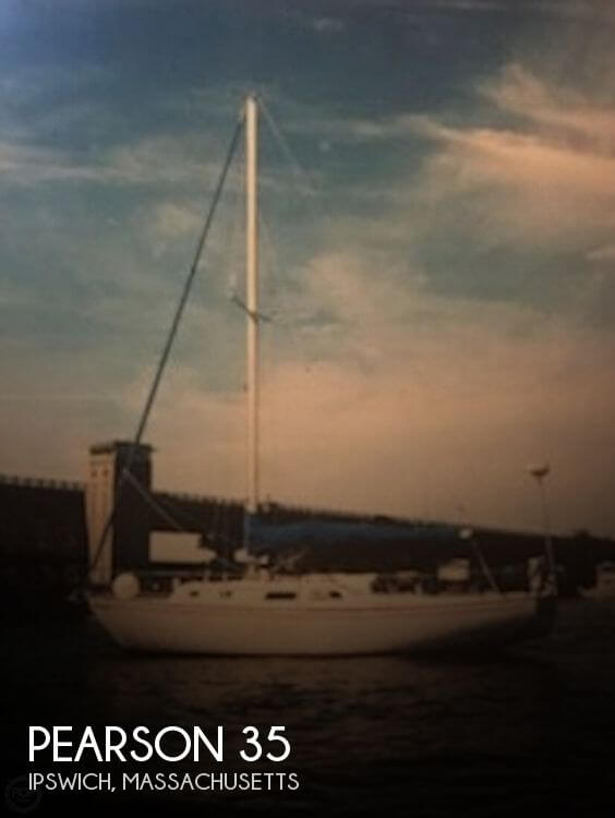 Used Pearson Sailboats For Sale by owner | 1977 Pearson 35