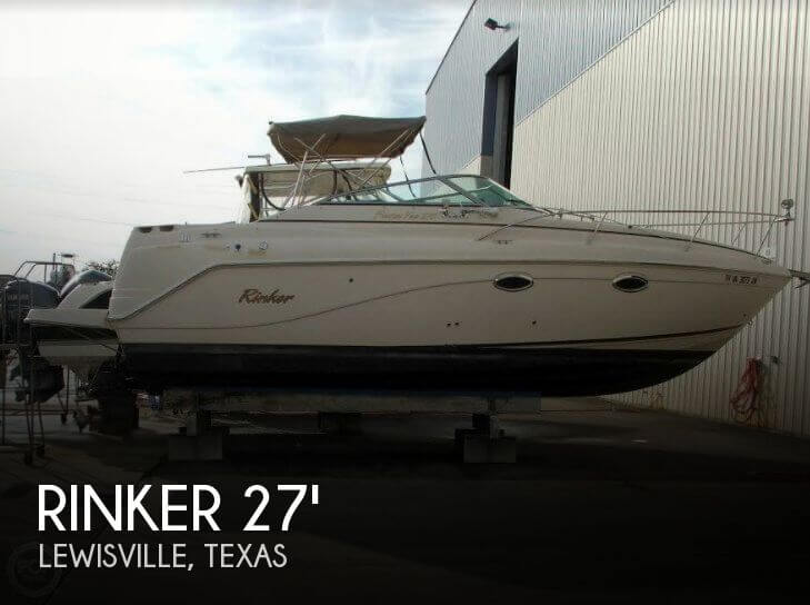 Used Rinker Boats For Sale in Texas by owner | 2004 Rinker 27