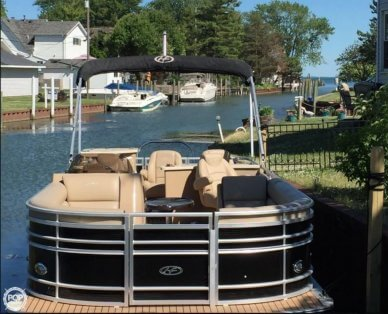 Harris 240 Sunliner, 25', for sale - $35,000
