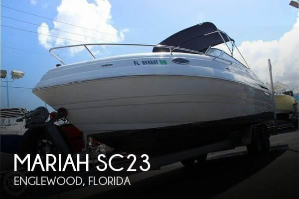Used Mariah Ski Boats For Sale by owner | 2005 Mariah SC23