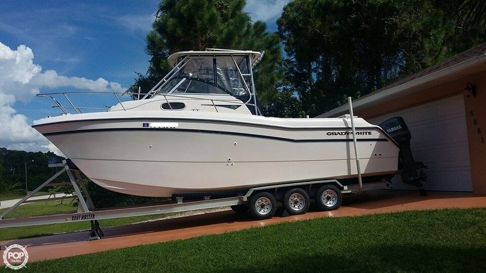 sold grady white f 26 tiger cat boat in port charlotte,, fl 142982 electrical wiring diagrams 1997 grady white f 26 tiger cat 1