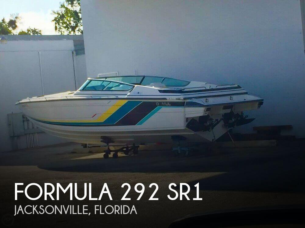 Used Formula Boats For Sale in Florida by owner | 1991 Formula 29