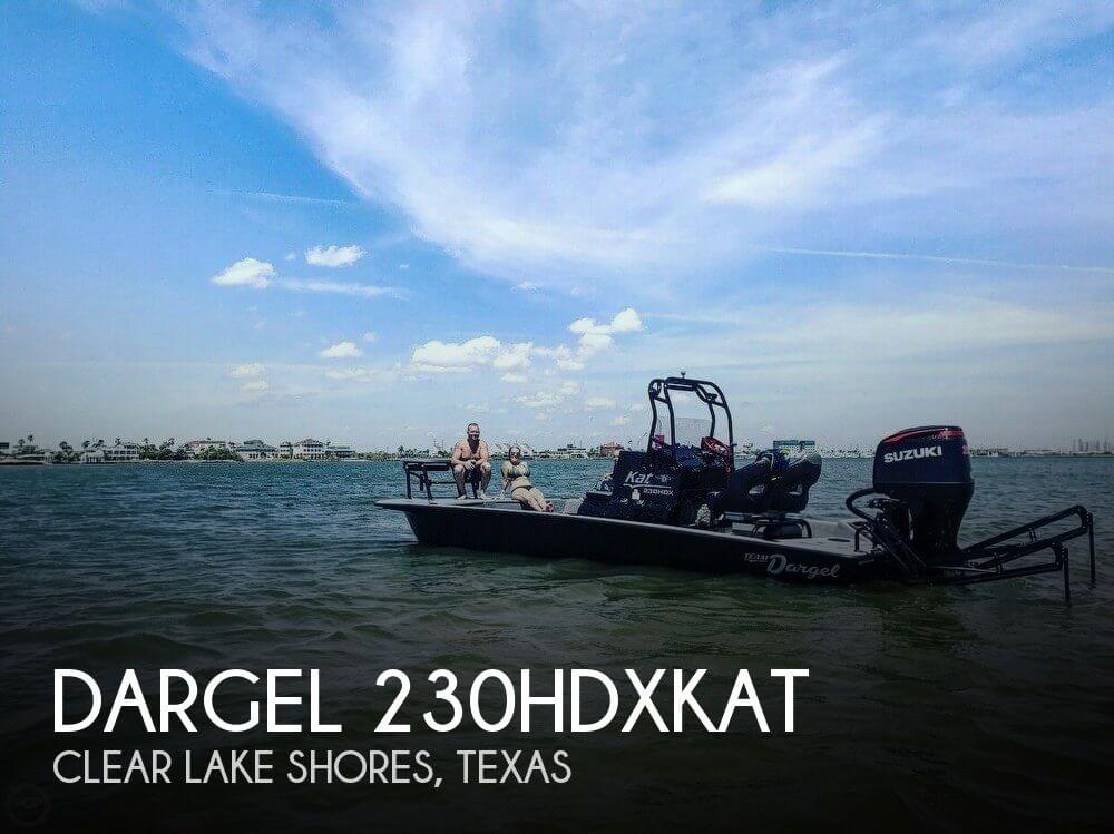 Used Boats For Sale in Houston, Texas by owner | 2017 Dargel 23