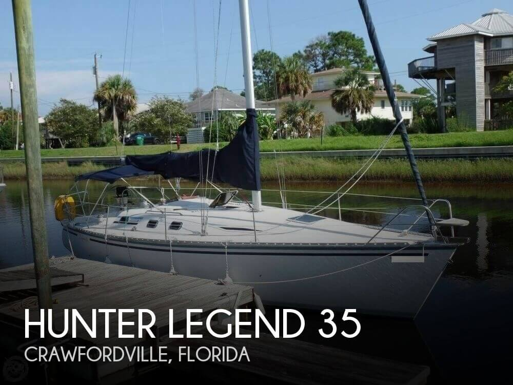 1987 Hunter Legend 35