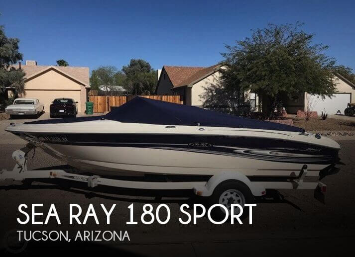 Used Boats For Sale in Tucson, Arizona by owner | 2005 Sea Ray 18