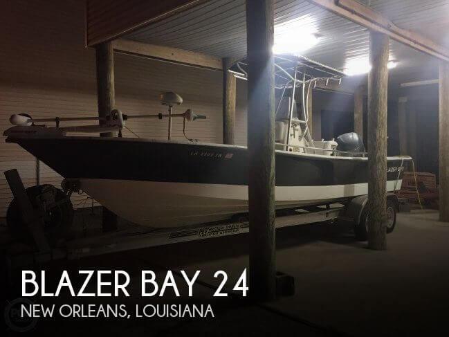 Used Blazer bay Boats For Sale by owner | 2005 Blazer Bay 24