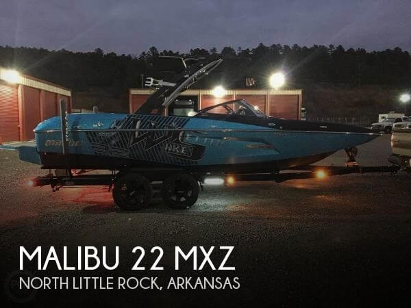 Used Boats For Sale in Arkansas by owner | 2013 Malibu 22