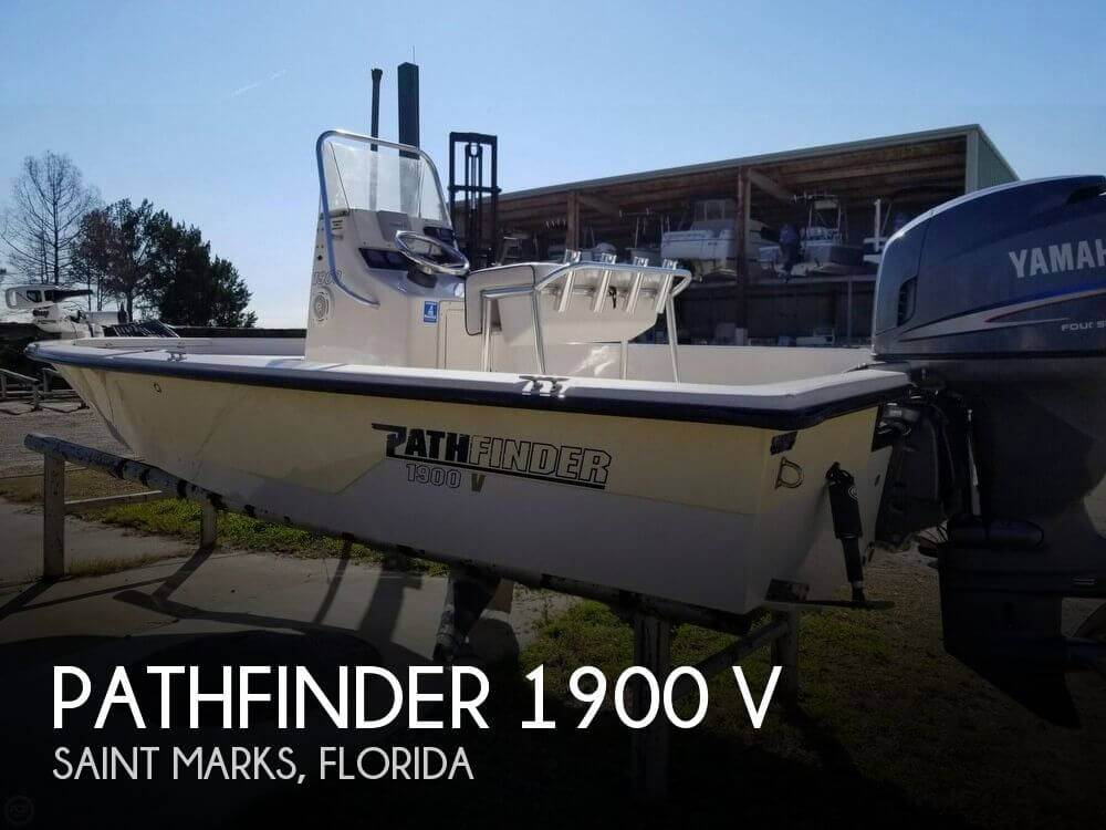 Used Pathfinder Boats For Sale by owner | 2003 Pathfinder 19
