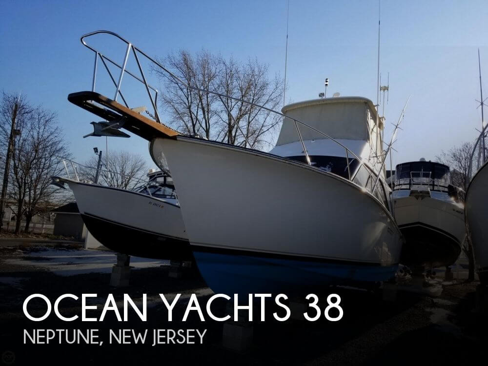 Used Ocean Yachts Boats For Sale by owner | 1984 Ocean Yachts 38