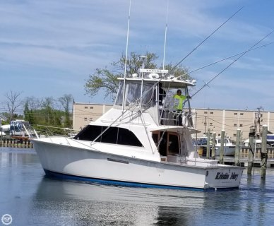 Ocean Yachts 38 Super Sport, 38', for sale - $69,500