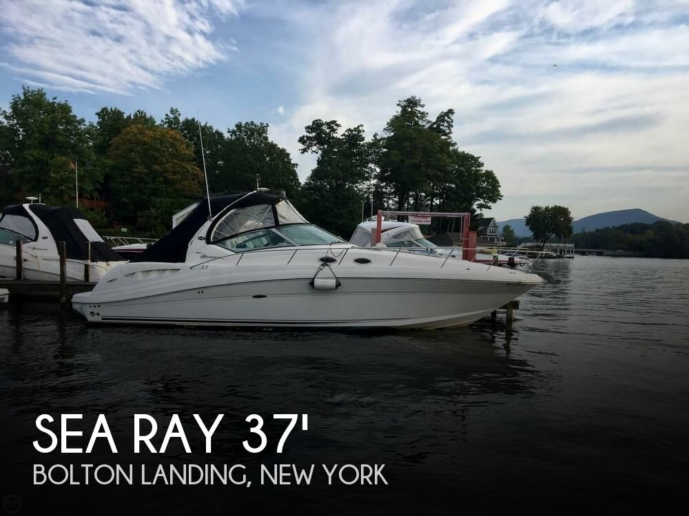 Used Sea Ray Boats For Sale in New York by owner | 2006 Sea Ray 340 Sundancer