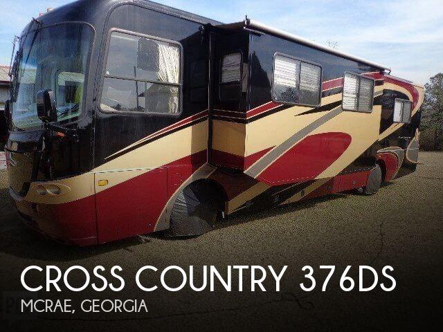 2005 Coachmen Cross Country 376DS