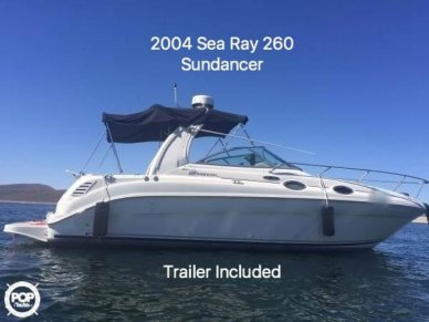 Sea Ray 260 Sundancer, 28', for sale - $38,999