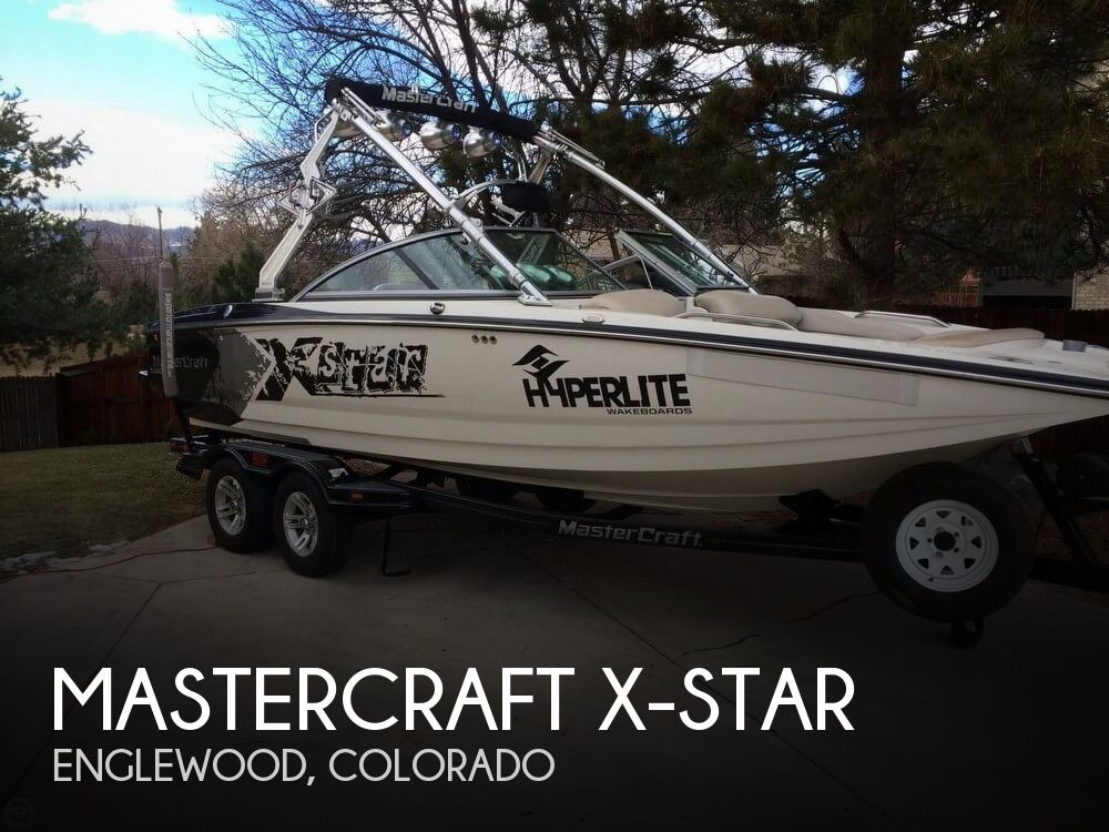 Used Boats For Sale in Denver, Colorado by owner | 2008 24 foot Mastercraft X-Star
