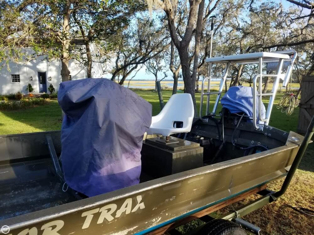 2007 Gator Trax boat for sale, model of the boat is 18 & Image # 6 of 26