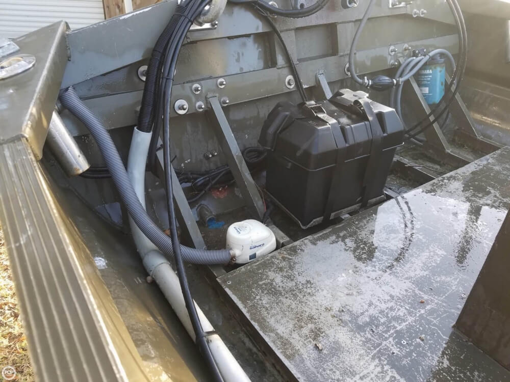 2007 Gator Trax boat for sale, model of the boat is 18 & Image # 15 of 26