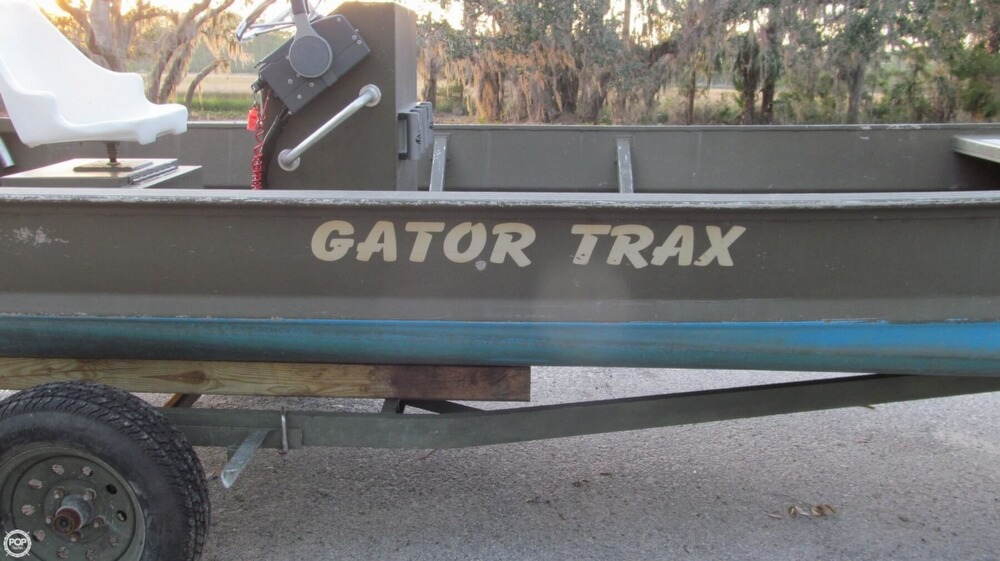 2007 Gator Trax boat for sale, model of the boat is 18 & Image # 2 of 26