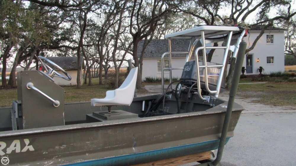 2007 Gator Trax boat for sale, model of the boat is 18 & Image # 5 of 26