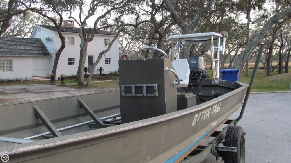 2007 Gator Trax boat for sale, model of the boat is 18 & Image # 3 of 26