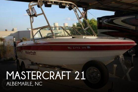 Used Mastercraft Ski Boats For Sale in North Carolina by owner | 2000 Mastercraft 21