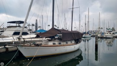 Cheoy Lee Offshore 41, 41', for sale - $20,000