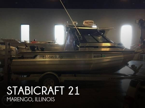 Used Boats For Sale in Milwaukee, Wisconsin by owner | 2016 Stabicraft 21